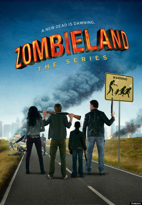 zombieland tv poster - A Smoking New One-Sheet for Amazon's Zombieland TV Pilot