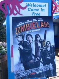 Dread Attends Zombieland on the Santa Monica Pier