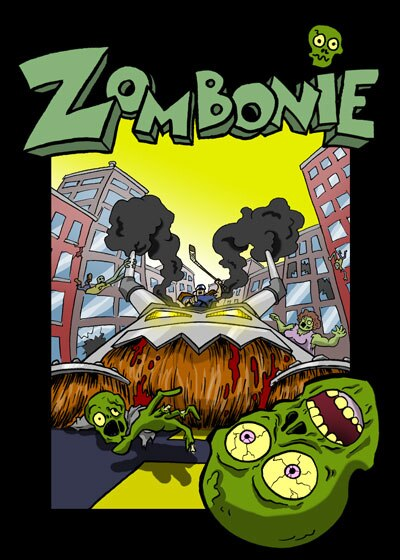 Win a Free Download of Zombonie from Codename Games