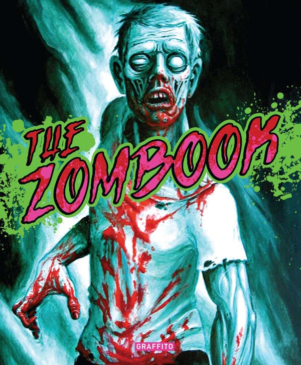 zombook - Zombie Lovers: Get an Early Look at The Zombook Art Book Coming in September