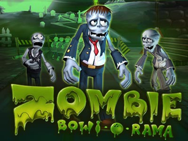 Practice Your Game With Zombie Bowl-O-Rama