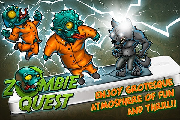 Zombie Quest Makes Board Games Fun Again