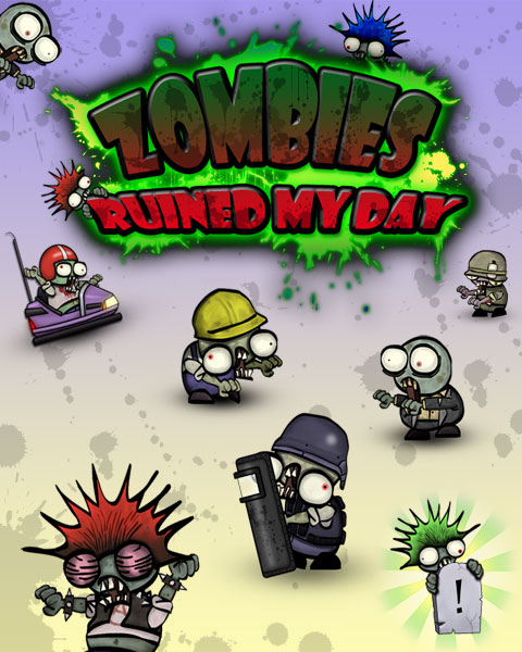 zrd - Zombies Ruined My Day Up For Grabs