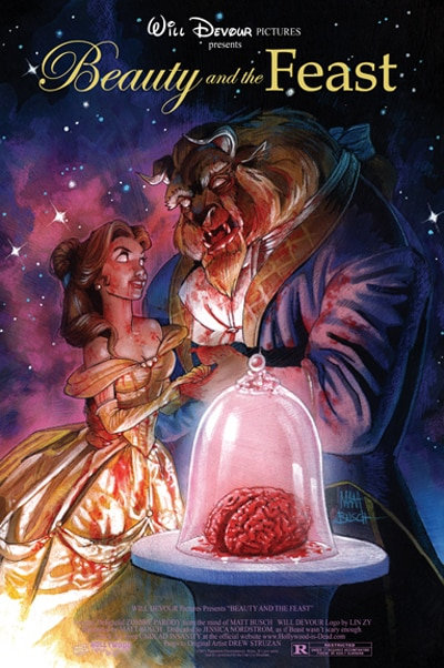 This Valentine's Day Matt Busch Gives The Dead Their Due