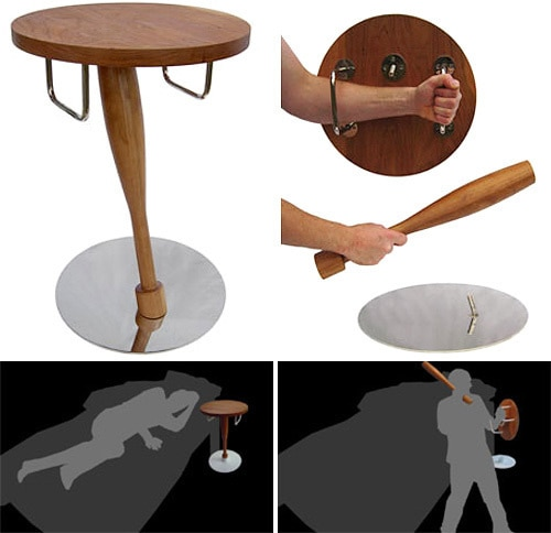 The Zombie Table! A Product You Can Really Get Behind!