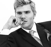 Chris Zylka Keeps His Hair but Loses a Part on American Horror Story: Asylum